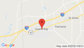 Google Map of Gulf Coast Attorneys LLC's Location
